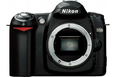 Nikon D50. [Foto: Nikon]