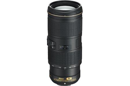 Nikon AF-S Nikkor 70-200 4.0G ED VR [Foto: Nikon]