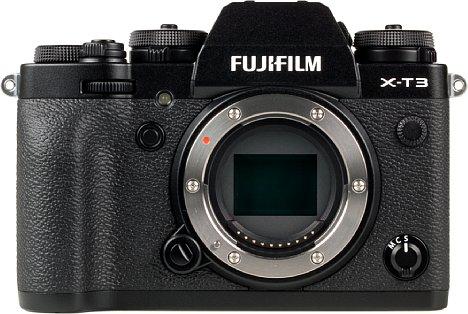 Bild Der kleine APS-C-Sensor löst bei der Fujifilm X-T3 26 Megapixel auf und erreicht bis ISO 800 eine hervorragende Bildqualität. [Foto: MediaNord]