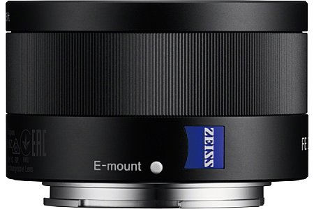Sony FE 35 mm 2.8 Sonnar T* ZA (SEL-35F28Z) [Foto: Sony]