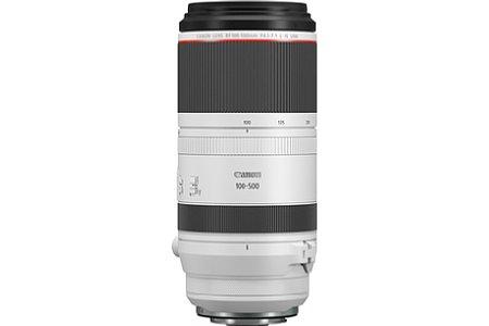 Canon RF 100-500 mm F4.5-7.1L IS USM. [Foto: Canon]