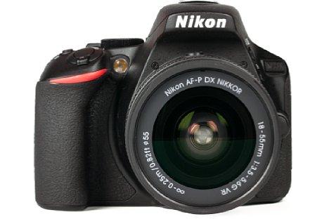 Bild Das Nikon AF-P 18-55 mm VR ist nicht nur kompakt gebaut, es liefert auch eine solide Bildqualität und besitzt einen rasanten Autofokus-Antrieb. [Foto: MediaNord]