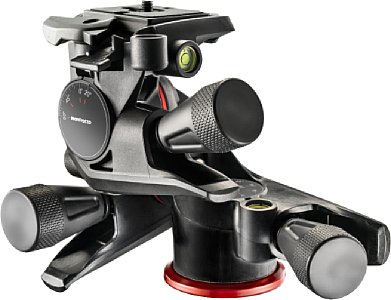 Manfrotto MHXPRO-3WG. [Foto: Manfrotto Distribution]