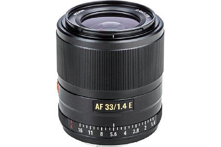 Viltrox AF 33 mm F1.4. [Foto: Rollei]