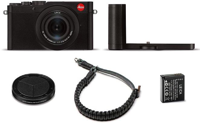 Bild Leica D-Lux 7 Street Kit. [Foto: Leica]