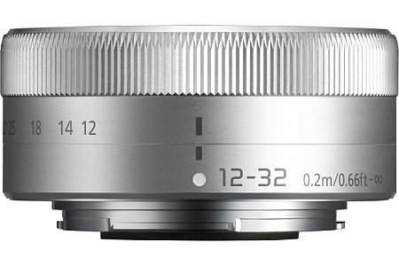 Lumix G Vario 12-32 mm 3.5-5.6 Asph. O.I.S. [Foto: Panasonic]