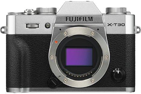 Bild Die Fujifilm X-T30 soll es ab 20. März 2019 in Silber und Schwarz und später, ab Mai 2019, auch in Anthrazit geben. Der Preis liegt bei knapp 950 Euro ohne Objektiv. [Foto: Fujifilm]