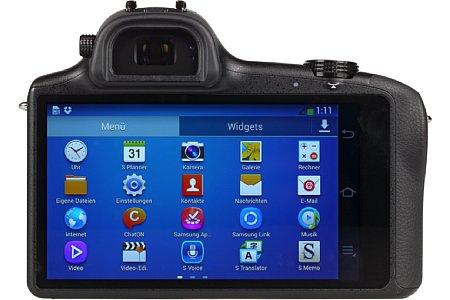 Samsung Galaxy NX [Foto: MediaNord]