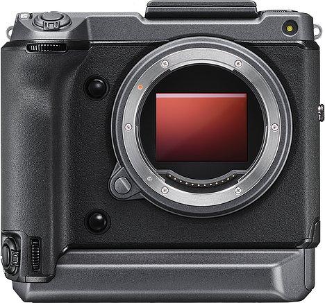 Bild Fujifilm GFX100. [Foto: Fujifilm]