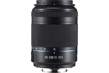 Samsung NX Lens 50-200 mm 4-5.6 III ED OIS i-Function [Foto: Samsung]