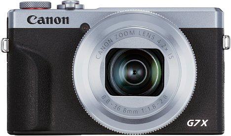 Bild Die Canon PowerShot G7 X Mark III bietet ein lichtstarkes, optisches 4,2-fach-Zoom von 24 bis 100 mm im besonders kompakten Gehäuse. [Foto: Canon]