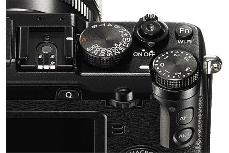 Fujifilm X-E2 [Foto: Fujifilm]