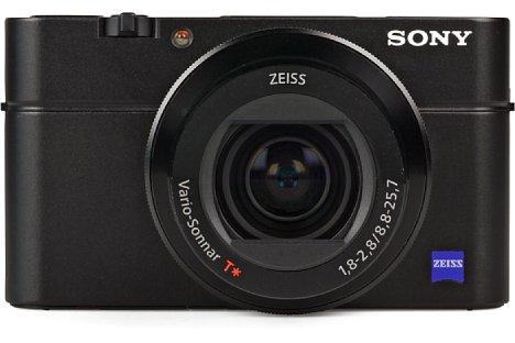 """Bild Der 13,2 mal 8,8 Millimeter große 1""""-Sensor der Sony DSC-RX100 III löst rund 20 Megapixel auf. [Foto: MediaNord]"""