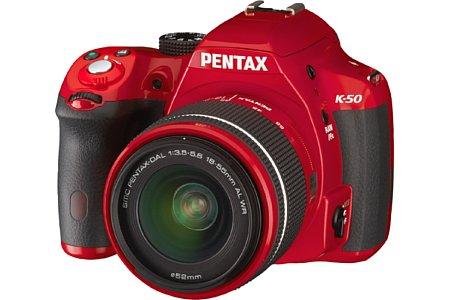 Pentax K-50 [Foto: Pentax]