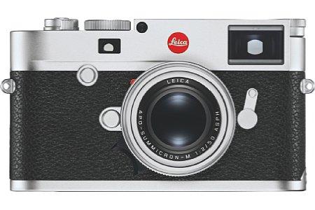 Bild Leica M10. [Foto: Leica]