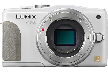 Panasonic Lumix DMC-GF6 [Foto: Panasonic]