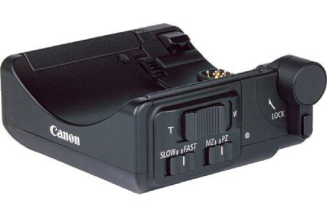 Bild Der PZ-E1 ist klein und handlich, passt somit in fast jede Fototasche. [Foto: MediaNord]