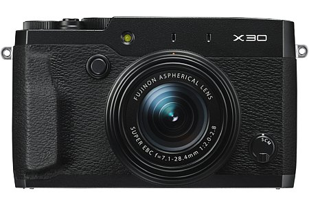 Fujifilm X30. [Foto: Fujifilm]