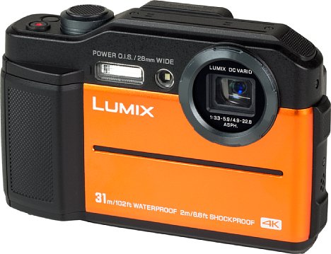 Bild Panasonic Lumix DC-FT7. [Foto: MediaNord]