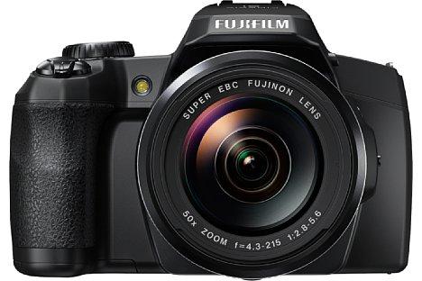 Bild Als erste Superzoomkamera ist die Fujifilm FinePix S1 gegen Spritzwasser und Staub geschützt. [Foto: Fujifilm]