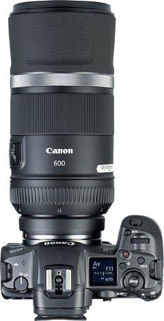 Bild Trotz 45 Megapixeln Sensorauflösung der EOS R5 erreicht das das Canon RF 600 mm F11 IS STM nur das Auflösungsniveau eines 24-Megapixel-Sensors. [Foto: MediaNord]