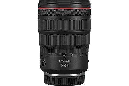 Canon RF 24-70 mm F2.8 L IS USM. [Foto: Canon]