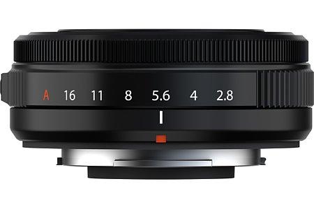 Fujifilm XF 27 mm F2.8 R WR. [Foto: Fujifilm]