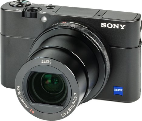 Bild Sony DSC-RX100 V. [Foto: MediaNord]