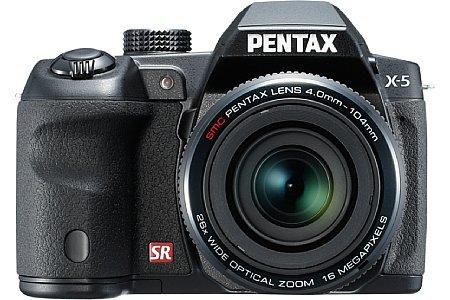 Pentax X-5 [Foto: Pentax]