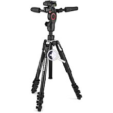 Manfrotto Kit Befree 3-Way Live Advanced (MKBFRLA4BK-3W)