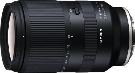 Bild Tamron 18-300 mm F3.5-6.3 Di III-A VC VXD. [Foto: Tamron]