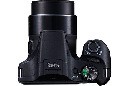 Canon PowerShot SX530 HS. [Foto: Canon]
