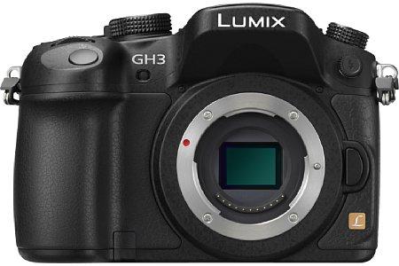 Panasonic Lumix DMC-GH3 [Foto: Panasonic]