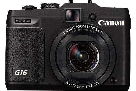 Bild So verwendet die Canon PowerShot G16 den deutlich leistungsfähigeren Bildprozessor DIGIC 6, der den Autofokus um 41 Prozent beschleunigt und für eine äußerst potente Serienbildrate sorgt. [Foto: Canon]