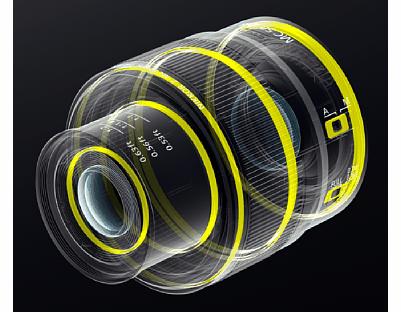 Bild Das Nikon Z MC 50 mm F2.8 verfügtüber einen Spritzwasser- und Staubschutz sowie eine Fluorbeschichtung der Frontlinse. [Foto: Nikon]