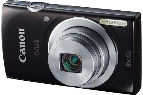 Bild Die Canon Digital Ixus 145 zoomt optisch achtfach und deckt damit eine Brennweite von 28 bis 224 Millimeter ab. [Foto: Canon]