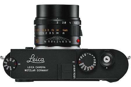 Leica M10-P. [Foto: Leica]