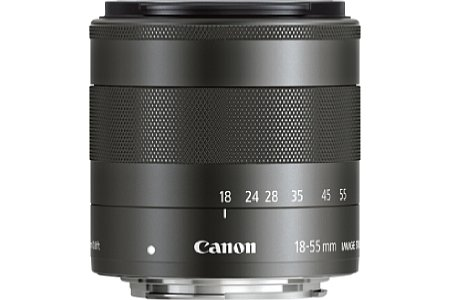Canon EF-M 18-55mm IS STM [Foto: Canon]