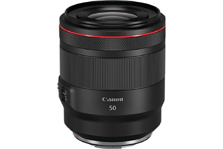 RF 50 mm 1.2 L IS USM. [Foto: Canon]