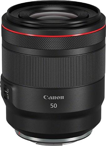 Bild Das Canon RF 50 mm 1.2 L USM ist nicht nur das aktuell lichtstärkste Objektiv im noch jungen System, sondern beeindruckt auch mit seiner sehr guten optischen Leistung bereits ab Offenblende. [Foto: Canon]