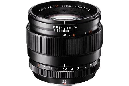 Fujifilm XF 23 mm F1.4 R [Foto: Fujifilm]