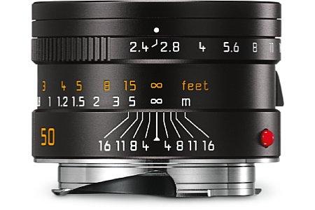 Leica Summarit-M 1:2.4/50 mm [Foto: Leica]