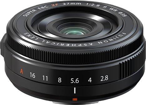 Bild Fujifilm XF 27 mm F2.8 R WR. [Foto: Fujifilm]