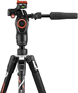 Manfrotto Befree 3-Way Live Advanced MH01HY-3W - Sony Edition. [Foto: Manfrotto]