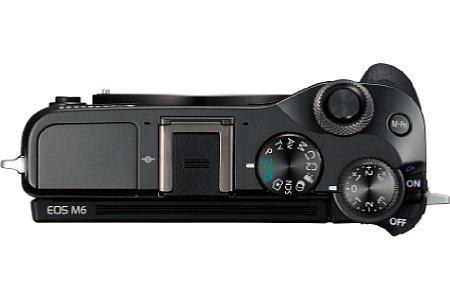 Canon EOS M6. [Foto: Canon]