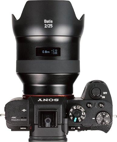 Bild Vor allem punktet das Zeiss Batis 2/25 mm an der Sony Alpha 7R II mit seiner hervorragenden Bildqualität. Die hohe Lichtstärke, geringe Verzeichnung und hohe Bildschärfe sowie geringe Naheinstellgrenze machen es zum universellen Multitalent. [Foto: MediaNord]