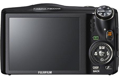 Fujifilm FinePix F800EXR [Foto: Fujifilm]
