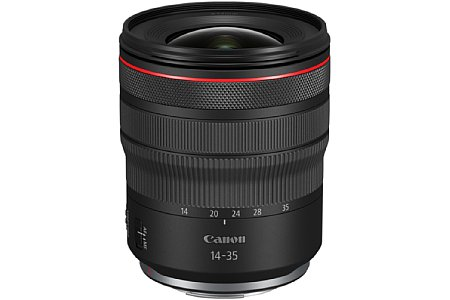 Canon RF 14-35 mm F4 L IS USM. [Foto: Canon]