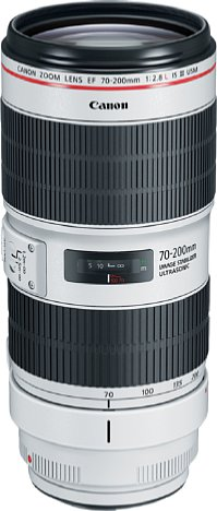 Bild Canon EF 70-200 mm 2.8 L IS III USM. [Foto: Canon]