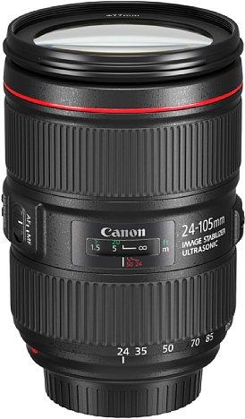 Bild Canon EF 24-105 4L IS II USM. [Foto: Canon]